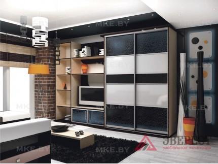 Шкаф-купе в гостиную 9
