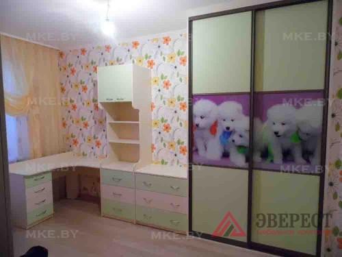 Шкаф-купе в детскую 3