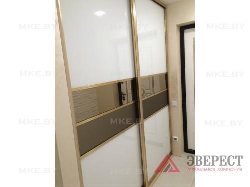Встроенный шкаф-купе №13