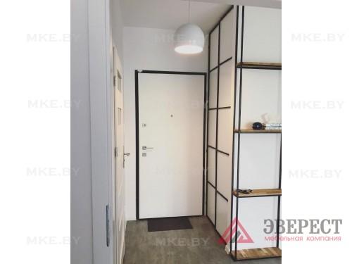 Встроенный шкаф-купе 29