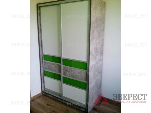 Встроенный шкаф-купе 33
