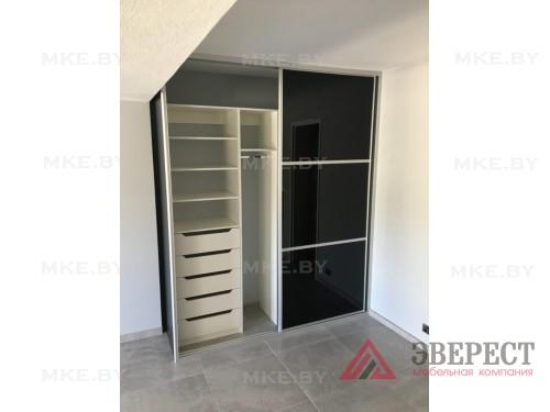 Встроенный шкаф-купе 37